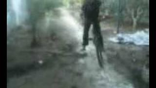 تفحيط دراجة