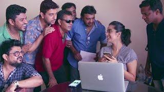 Pisharody Dharamajan Nadhirsha Namitha & Team -  DILEEP SHOW 2017 Comedy