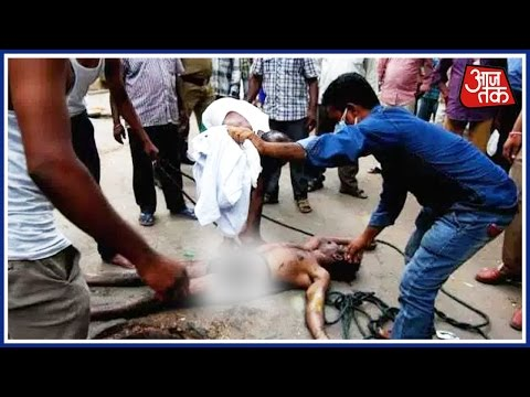 Xxx Mp4 Two Sewerage Workers Suffocate To Death In Hyderabad 3gp Sex