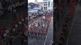 RMA Drumband Sukabumi / Cover Ada Gajah Dibalik Batu (wali)
