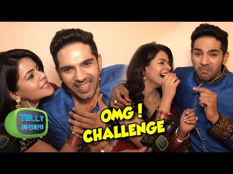 Xxx Mp4 Dhruv Thapki Take The OMG Challenge Thapki Pyaar Ki 3gp Sex