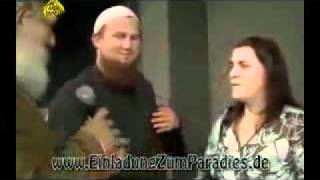 PEOPLE CONVERT TO ISLAM IN GERMANY! WATCH THIS VIDEO