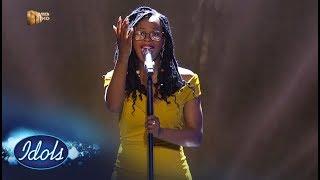 Top 10: Ntokozo - 'Fill Me Up' - Idols SA | Mzansi Magic