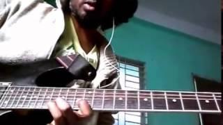 HASTE DEKHO (LRB-AYUB BACHCHU) FULL GUITAR LESSONS, BANGLA GUITAR TUTORIAL