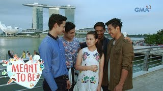 Meant to Be: Free hug in Singapore!