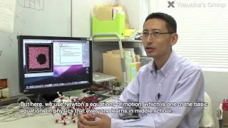 Leading the world in molecular dynamics simulation