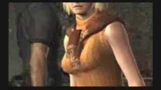 RE4:The Ashley boobs