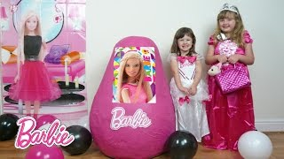 NEW 2016 Barbie Life in the Dreamhouse Super Giant PINK Egg Surprise The Disney Toy Collector