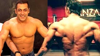 Salman Khan's Gym Bodybuilding Workout For Tubelight LEAKED