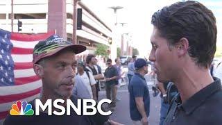 'John McCain, Thumbs Down': Arizona Donald Trump Voters Weigh In | Morning Joe | MSNBC