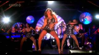 Beyoncé:  Baby Boy & Naughty Girl (live BBC 2006) - HD