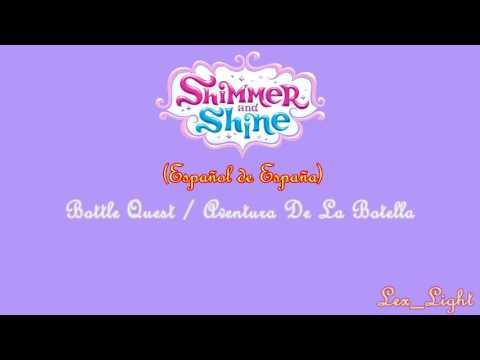 Xxx Mp4 AUDIO Shimmer Y Shine Bottle Quest Aventura De La Botella Español De España 720p 3gp Sex
