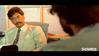 Manam Nagarjuna's Antham Movie Scenes - Danny Denzongpa advising Nagarjuna - Urmila, RGV