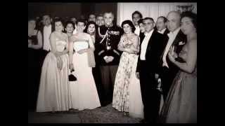 Shahnaz Pahlavi عروسی اردشیر زاهدی