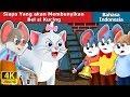 Download Video Download Siapa Yang akan Membunyikan Bel si Kucing   Dongeng anak   Dongeng Bahasa Indonesia 3GP MP4 FLV