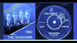 The Shadows - Round and Round  'Vinyl'