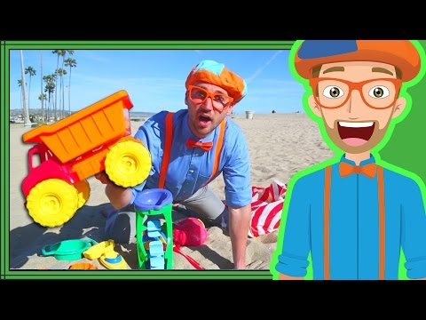 Xxx Mp4 Blippi Videos For Kids Playing With Sand Toys And More 30 Mins 3gp Sex
