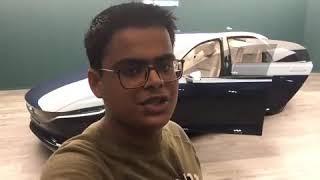 شركة صناعة السيارات TATA  الهندية - تعلن عن اخر نسخ سيارتها الفارهة التي تنافس افخم السيارات الاوربي