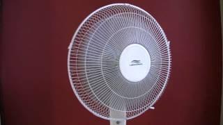 ♥♥ Oscillating Fan (3 Hours)