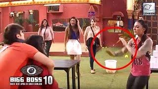 Bigg Boss 10: Swami Om PEES AND THROWS On Bani & Rohan | Day 81