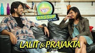 WassUp With You | S02E01 | Lalit Prabhakar & Prajakta Mali | Hampi Marathi Movie 2017