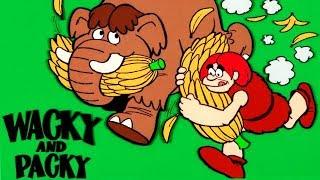 WACKY AND PACKY - Full Cartoon TV Series | Full HD | 1080p