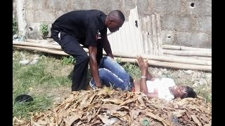Awful experience between a young Lady and a Police Officer.