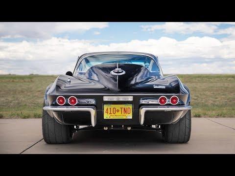 The Supercar Destroyer - 1967 LT1 C2 Corvette