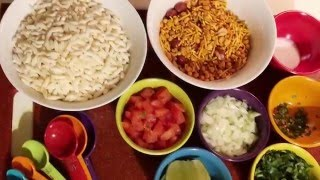How to make deshi style Jhal Muri | Quick & Delicious Snacks |