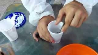 Experimentos científicos para niños: cómo hacer un Flubber