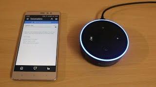Amazon Echo Dot India unboxing & setup guide