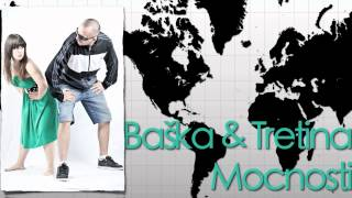 Baška feat. Tretina - Mocnosti (prod. Tezet)
