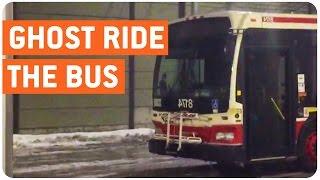 Real Life Ghost Bus-ters | Casper Returns
