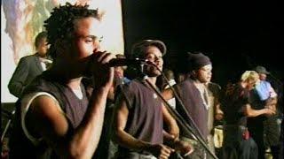 Werrason et Wenge Musica Maison Mere concert Alerte Générale à Kinshasa 2004