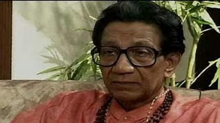 Eye to Eye with Bal Thackeray (Aired: 1999)