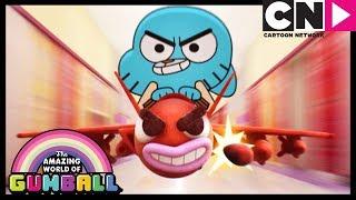 Gumball | The Skull | Cartoon Network