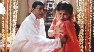 M S Narayana & Kovai Sarala First Night | Romance Scenes