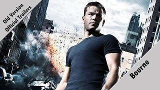 Official Trailers - The Bourne Movie Series