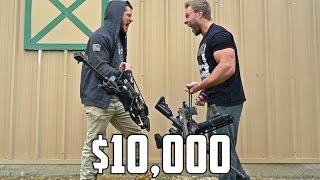 $10,000 Dumbbells w/ Demolition Ranch