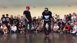 Matt Steffanina and D-trix's Singapore Dance Workshop