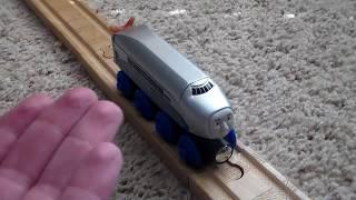 Thomas Wooden Railway Review: Hugo