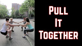 Fun Fitness Games: Pull It Together
