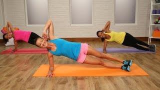 Squat and Plank Workout | Class FitSugar
