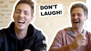 TRY NOT TO LAUGH! *DUEL!*