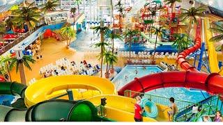 """2016"""" Fallsview  indoor water park""""🚩"""