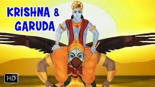 Krishna and Garuda - Birth Of Garuda - Animated Full Movie - Stories for Kids