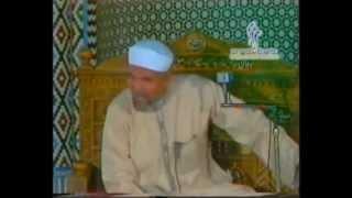 الشيخ الشعراوى(صفات الله الموهمة للتشبيه)