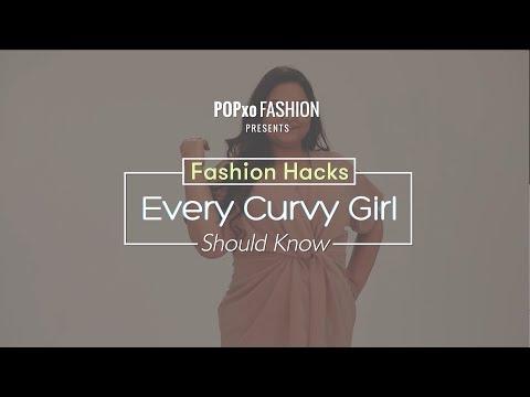 Xxx Mp4 Fashion Hacks Every Curvy Girl Should Know POPxo Fashion 3gp Sex