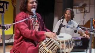 Ustad Tari Khan Tabla Solo in India-3