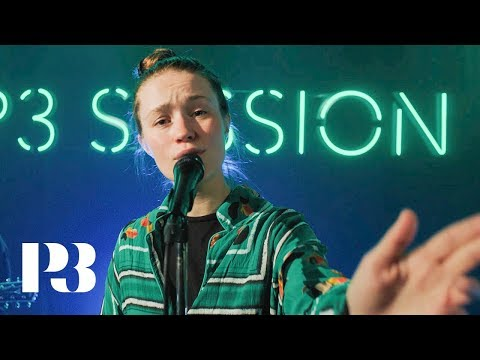 Sigrid Don t Feel Like Crying P3 Session